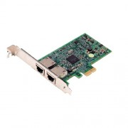 Dell Broadcom 5720 Dual Port Gigabit Ethernet NIC PCIe Low Profile 540-BBGW
