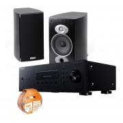 Kit Stereo HiFi Bluetooth Pioneer/Polk SX10AE/RTIA3