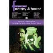 THE YEAR'S BEST FANTASY & HORROR (vol.4)