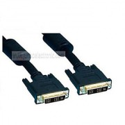 DVI-I 18+5 TO DVI-I 18+5 PIN CABLE 1.5 METER FOR TV Monitor