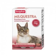 Beaphar Milquestra Grote kat - 4 tabletten