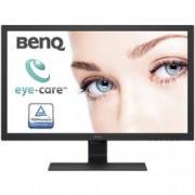 BenQ LED monitor BenQ GL2780, 68.6 cm (27 palec),1920 x 1080 px 1 ms, TN LED HDMI™, DisplayPort, VGA, DVI, na sluchátka (jack 3,5 mm)