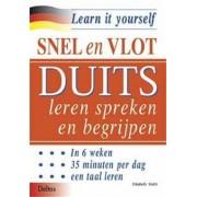 Deltas Snel en Vlot Duits leren spreken en begrijpen