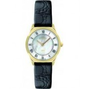 Rotary Ladies Ultra Slim Gold Plated Watch