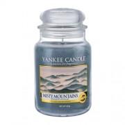 Yankee Candle Misty Mountains 623 g vonná sviečka unisex
