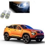 Auto Addict Car T10 5 SMD Headlight LED Bulb for Headlights Parking Light Number Plate Light Indicator Light For Tata H5X