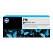 HP Cartucho de Tinta Original HP 771C B6Y07A Negro Mate para DesignJet Z6200