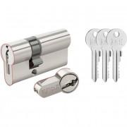 Fogazott kulcsos KALE zárcilinder 164 KTBG0008