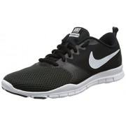 Nike Flex Essential-924344-001 Zapatillas de Deporte para Mujer, Color Black/Black-Anthracite-White, 6.5