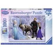 Ravensburger Pussel - Disney Frozen 100 bitar XXL