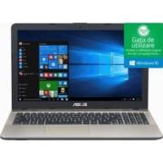Laptop Asus VivoBook Max X541UA Intel Core Kaby Lake i3-7100U 500GB 4GB Win10 Negru Bonus Bundle Intel Core i3
