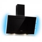 Klarstein Mirage 90 Dunstabzugshaube 550 m³/h Touch-Panel RGB-Ambiente-Licht