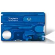 Cutit multifunctional Victorinox SwissCard Lite Albastru