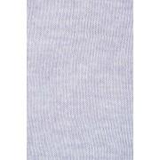 Paturica bebe 2 fete tricot fleece lila Jollein Melange 75x100 cm