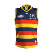 Adelaide Crows 2019 AFL Mens Home Guernsey [Size: 2XL]