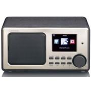 DIR-110BK Internet és FM rádió USB lejátszással fekete