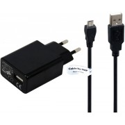 TUV getest 2A. oplader met USB kabel laadsnoer 1.2 Mtr. Geschikt voor: CAT B10- B100- B15- B15Q- B25- B30- S30- S40- S50- S60. USB adapter stekker met oplaadkabel. Thuislader met laadkabel oplaadsnoer