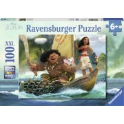 Puzzle Vaiana 100 Piese Ravensburger