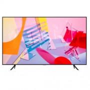 """Телевизор Samsung 43Q60T 43"""", QLED FLAT, SMART, Dual LED, Bixby, Bluetooth, 3xHDMI, 2xUSB, Черен"""
