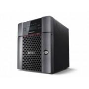 Buffalo TeraStation 5410DN NAS de 4 Bahías, 8TB (4 x 2TB), max. 32TB, 2x USB 3.0, Negro ― Incluye Discos