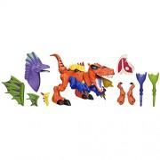 Jurassic Park World Hero Mashers Tyrannosaurus Rex Figure