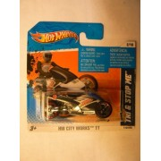Hot Wheels HW City Works 11 2/10 Tri & Stop Me on Short Card