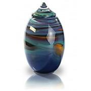 Grote Glazen Urn Ymir Elfenvuur (3.5 liter)