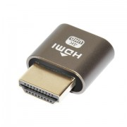 Adapter, MAKKI Mining HDMI Dummy Plug 4K with IC (HDMI-DUMMY-4K-v1)