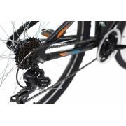 Bicicleta Mtb Dhs Terrana 2623 negru 26 inch