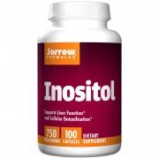 Inositol 750 mg (100 Capsules) - Jarrow Formulas