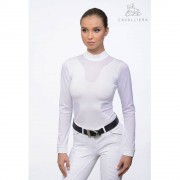 Cavalliera Riding Show Shirt High Style Long Sleeve