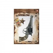 Edison giocattoli pistola wester sterling antik