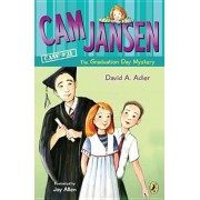 CAM Jansen and the Graduation Day Mystery #31, Paperback