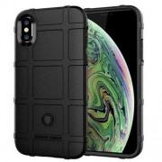Skydd i robust TPU för iPhone XS Max - Svart