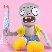 Plants vs Zombies plush soft Toy PvZ 2 Stuffed Toy Zombie Soft Toy 30cm