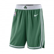 Boston Celtics Icon Edition Swingman Nike NBA-Shorts für Herren - Grün