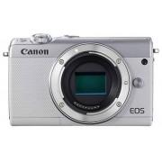 Canon EOS M100 White 24.2 MegaPixel Digital Camera - Body Only