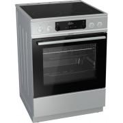 Стъклокерамична готварска печка Gorenje EC6352XPA + 5 години гаранция