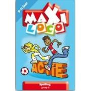 Boosterbox Maxi Loco - Spelling Groep 6 (9-11 jaar)