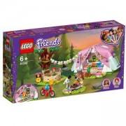 Конструктор ЛЕГО ФРЕНДС - Луксозен къмпинг сред природата, LEGO Friends 41392