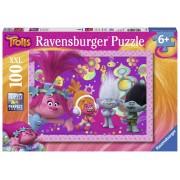 PUZZLE TROLLS, 100 PIESE - RAVENSBURGER (RVSPC10953)