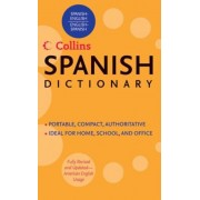 Collins Spanish Dictionary, Paperback