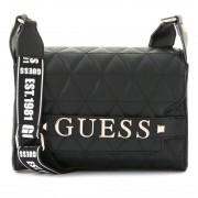 【SALE 5%OFF】ゲス GUESS LAIKEN SHOULDER BAG (BLACK) レディース