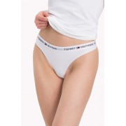 Tommy Hilfiger Thong Iconic White Thong