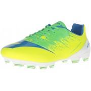 Diadora Men's Dd-Na 4 Glx 14 Soccer Shoe, Yellow Fluo/Green, 8. 5 M US