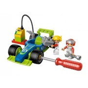 Lego Duplo Traffic Racing Team