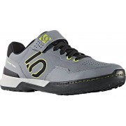 adidas Five Ten Kestrel Lace skor Herr onix/yellow EU 39,5 2018 Mountainbikeskor med klickfäste