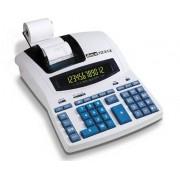 Ibico - 1231X Escritorio Calculadora de impresión Azul, Blanco calculadora