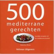 Spiru 500 Mediterrane Gerechten