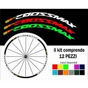 kit adesivi cerchi bici mavic crossmax sl 26 27,5 28 29